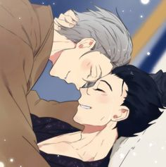 Ongoing ❄ Yuri!!! on Ice