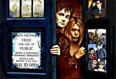 Doctor Who, via Flickr.