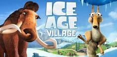 Juegos Android: Ice Age Village, construye tu aldea en la Era de Hielo