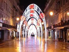 Iluminações de Natal 2013 Christmas lights Lisbon Portugal