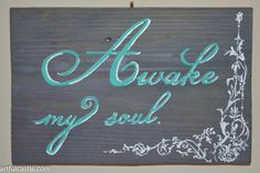 Hey, I found this really awesome Etsy listing at https://www.etsy.com/listing/218236715/reclaimed-wood-sign-with-a-hand-painted