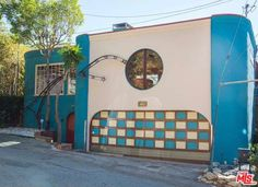 Bizzarro 1958 Ship House in the Hollywood Hills For Sale For First Time in Decades - New to Market - Curbed LA