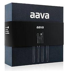 Aava - Flatware Set, Made From Finnish Steel Flatware Set, Stainless Steel, Entertaining, Amazon, Episode 3, Life, America, Website, Watch