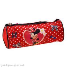 Minnie mouse pennen etui
