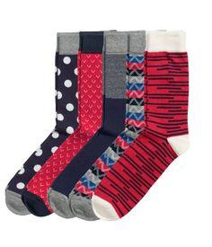 細織襪,襪筒口有粗橡筋帶。