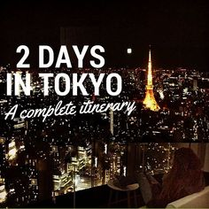 If you only have 2 days in Tokyo, you may be feeling a little overwhelmed. No worries, here is our guide to 2 days in Tokyo including transportation, touri