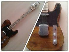 La Fender Telecaster de Albert Collins.