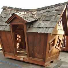 Daniels Woodland Playhouse for Kids