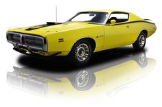 1971 Dodge Charger Super Bee 440 Six Pack 4 Speed