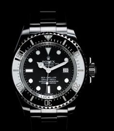 ROLEX DEEPSEA WATCH