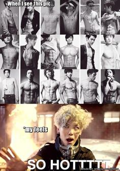 hahahahaha oh Zelo!