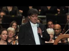 """""""A Concert for New York"""" (Part 1 of 6 - Star Spangled Banner & Remarks by Alan Gilbert). In remembrance and renewal on the 10th anniversary of Sept. 11, Alan Gilbert and the New York Philharmonic gave A Concert for New York, a free performance of Mahler's Symphony No. 2, Resurrection."""