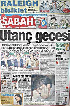 Sabah gazetesi 7 ekim 1996 Turkic Languages, Semitic Languages, Newspaper Headlines, Old Newspaper, Turkey History, Dna Genealogy, Blue Green Eyes, Newspaper Archives, Indian Language