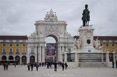 10 lugares para visitar em Lisboa (com inúmeras atrações) San Francisco Ferry, Notre Dame, Louvre, Europe, Building, Travel, Album, Viajes, Raisin
