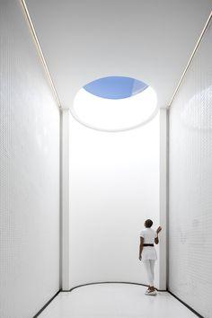 Fazenda Boa Vista Spa by Isay Weinfeld Architect.