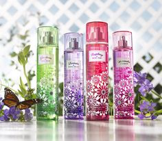 4 blossoming NEW fragrances are HERE!