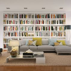 Home Library (Kimden: PA Soul Furniture)