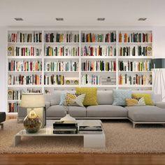 Home Library : Scaffali di PA Soul Furniture