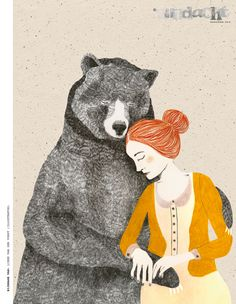 Lieke van der Vorst (illustrator) | Aandachtmagazine.nl