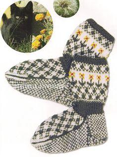 Носки-детям \ орнамент ....................................... Fair Isle Knitting, Knitting Socks, Baby Knitting, Knit Baby Dress, Diy Baby Gifts, Baby Quilts, Knit Crochet, Color, Crochet Patterns