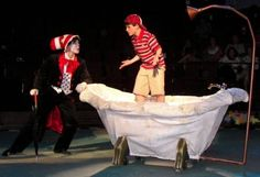 seussical Jojo and The Cat in the Hat