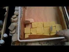 SAPONE ALLOLIO DI OLIVA FATTO IN CASA - RICETTA BASE - YouTube