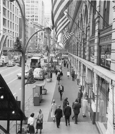 Goldblatt's Department Store. Looking North. Cover Photos, Old Photos, American Giant, Big Shoulders, Chicago Photos, State Street, Department Store, Street View, History