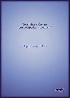 Wer hat den längsten? Kreative Werbung von Kondom-Hersteller Durex