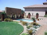 Find Landscaping & Gardening Services in Centurion! Search Gumtree Free Classified Ads for Landscaping & Gardening Services and more in Centurion. Landscaping Around House, Landscaping With Rocks, Landscaping Tips, Garden Landscaping, Landscape Fabric, Landscape Design, Garden Design, Herb Garden, Garden Pots