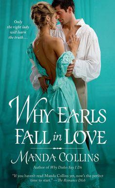 Manda Collins - Why Earls Fall in Love