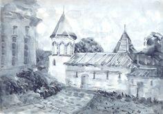 Махрижский монастырь. Maria Apriatova, 2015