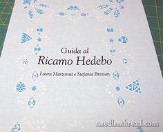 Hedebo Embroidery / Ricamo Hedebo