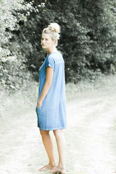 Easy piece Sophia in cold-dyed jersey