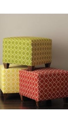Eclectic Ottomans And Cubes - page 3