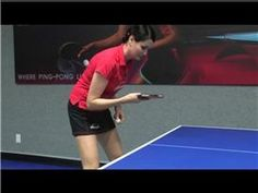 Table Tennis : How to Play Table Tennis, Including Strokes - YouTube