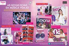 Publieditorial de Rexona produzido para a cobertura da balada No Capricho 2013.