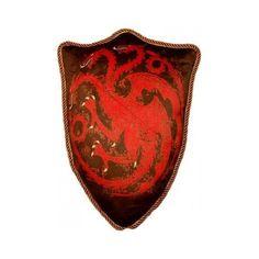 Polštář Game of Thrones - Targaryen