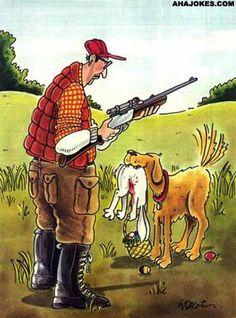 The grandkids may not understand.  http://www.ahajokes.com/cartoon/dogbunny.jpg
