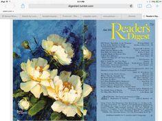 Readers Digest, Art, Art Background, Kunst, Performing Arts, Art Education Resources, Artworks