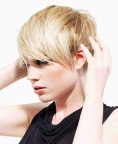 15 Shaggy Pixie Cuts | http://www.short-haircut.com/15-shaggy-pixie-cuts.html