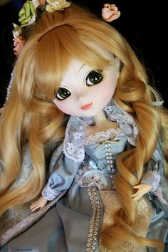 Pullip Marianne - Opéra - Rococo Sad 5 | Flickr - Photo Sharing!