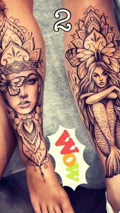 Egyptian Tattoo Sleeve, Mandala Tattoo Sleeve, Best Sleeve Tattoos, Mandala Tattoo Design, Body Art Tattoos, Tattoo Designs, Pretty Tattoos, Beautiful Tattoos, Cute Tattoos