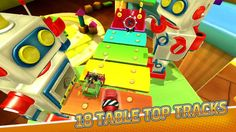 Toybox Turbos debut trailer, screenshots