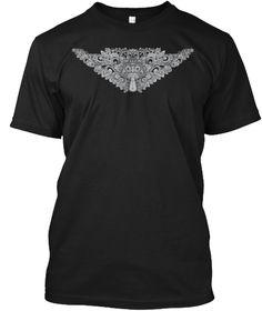 Bali Bagus Black T-Shirt Front