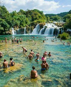 Krkra National Park, Croatia