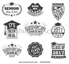 Graduation party vector template invitation to the