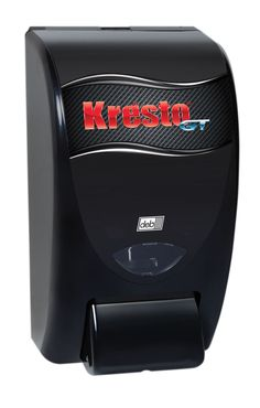 The KrestoGT Wall Dispenser works with all KrestoGT 2L cartridges and is guaranteed for life.