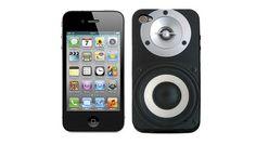 Capa iPhone 4/4S CAIXA SOM (Frete Grátis) - BeeK Geek's Stuff R$ 29,90 www.beek.com.br