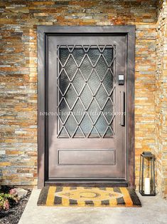 🔷🔷🔷 To have the best-looking house in the neighborhood, you've made many improvements. But, one of the most important items you may forget is to upgrade your entry door. Now is a good time to do so, because iron doors will help you to keep break-ins at bay and improve your property value! -- ☎️☎️☎️ Call 877-205-9418 for Orders and Inquiries 💰💰💰 Ask us about our EXCEPTIONAL OFFERS 🆓🆓🆓 Take advantage of FREE CONSULTATION and FREE DESIGN -- #irondoorcompany #cheapirondoor