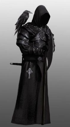 Random Fantasy/RPG artwork I find interesting,(*NOT MINE) from Tolkien to D&D. Dark Fantasy Art, Foto Fantasy, Fantasy Kunst, Fantasy Armor, Medieval Fantasy, Dnd Characters, Fantasy Characters, Fantasy Character Design, Character Art